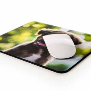 Tappetino MousePad personalizzato 19x23x3mm