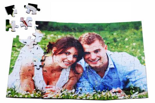 Puzzle A3 192 tasselli personalizzati